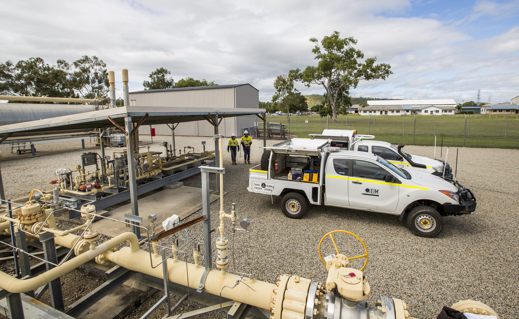 Territory Instruments has entered into a Joint Venture with EIM. EIM has invested 15 years in the development of Engineering, Project Execution, Operations and Maintenance capability to support the performance of its assets (North Queensland Gas Pipeline and others),