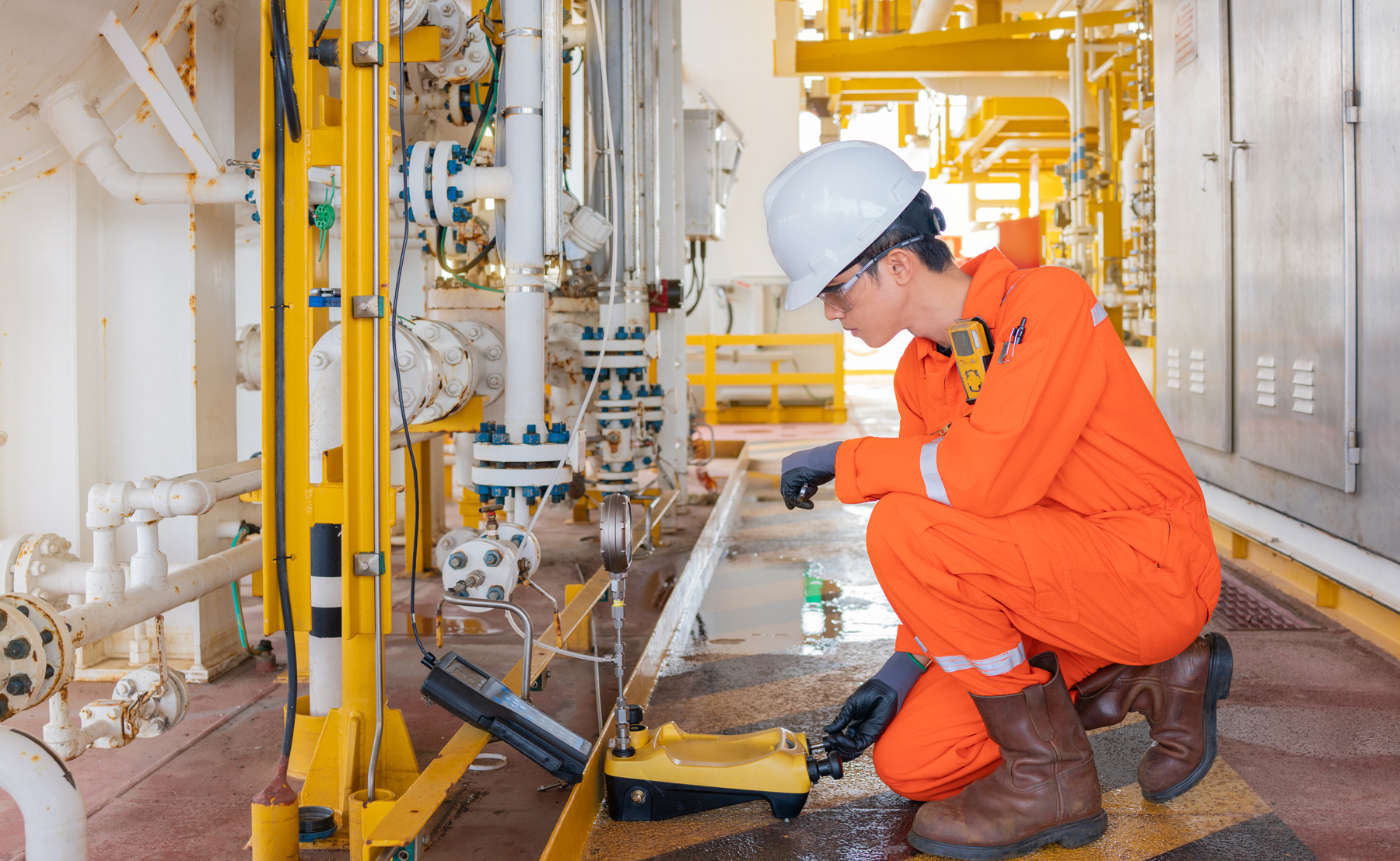 Territory Instruments located at Darwin, NT Australia specialises in Sales, Installation & Calibration Service of Instrumentation equipment in the Oil & Gas industry.